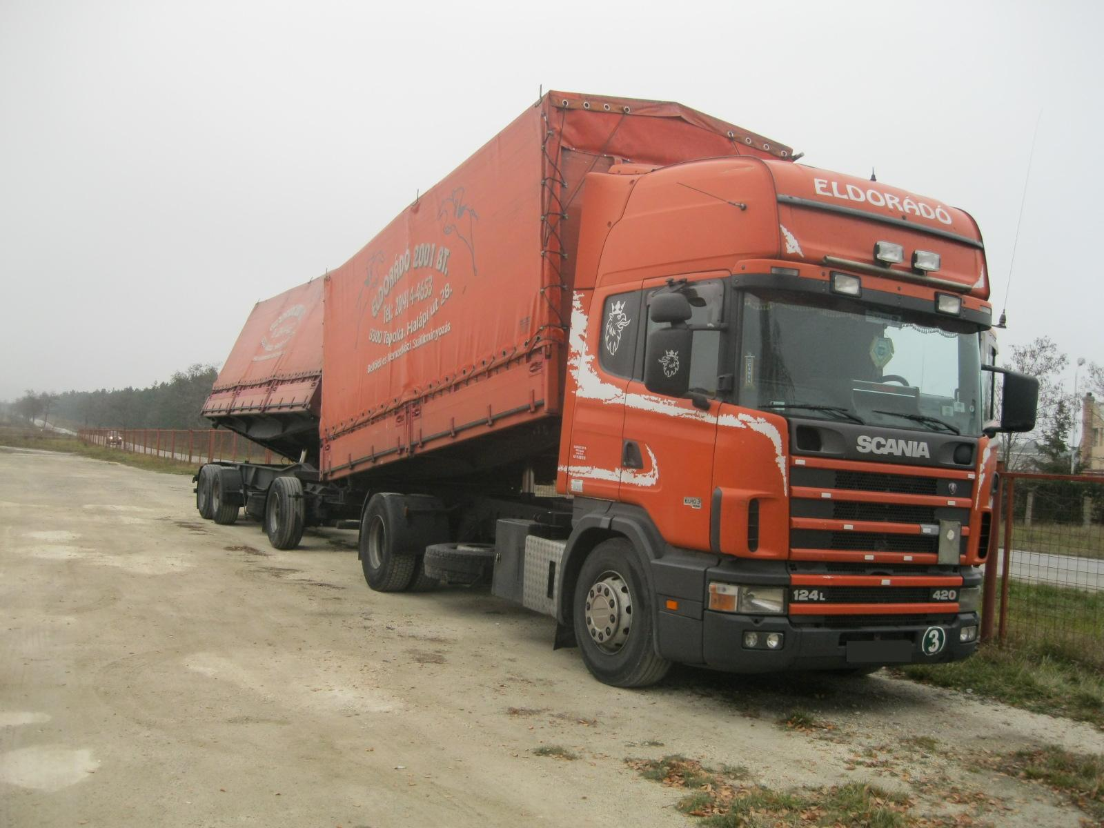Scania didziaturis