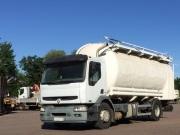 Renault naudotas sunkvezimis cisterna