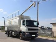 DAF naudotas sunkvezimis cisterna