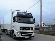 Volvo sunkvezimis saldytuvas